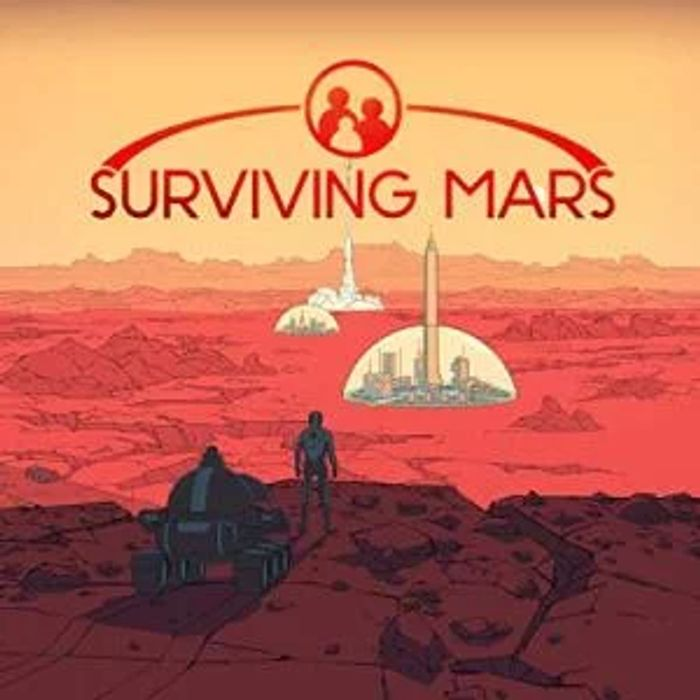 Surviving Mars - Free - Epic Games Store