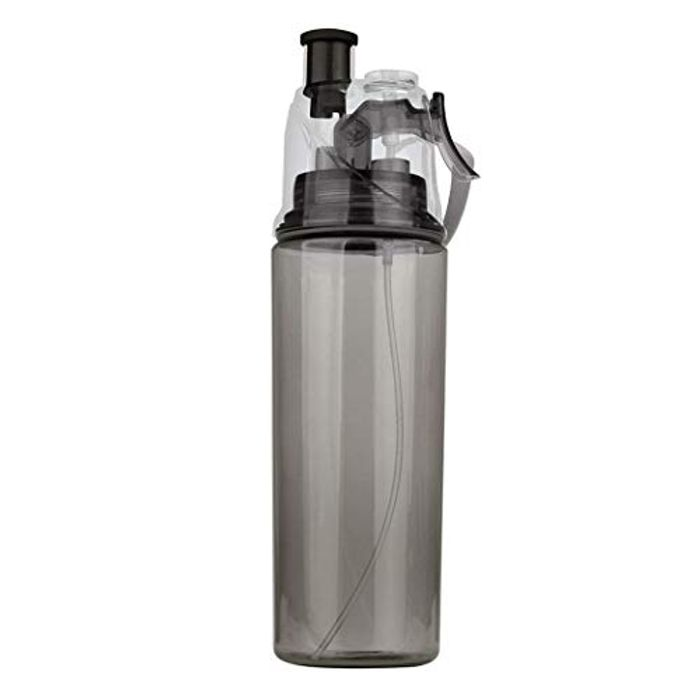 600ml Sport Spray Water Bottle 70% off + Free Delivery