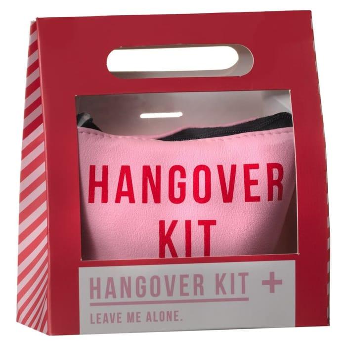 Hangover Kit.
