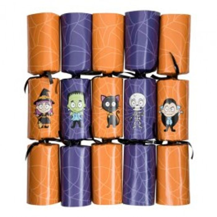 5pack Halloween Crackers
