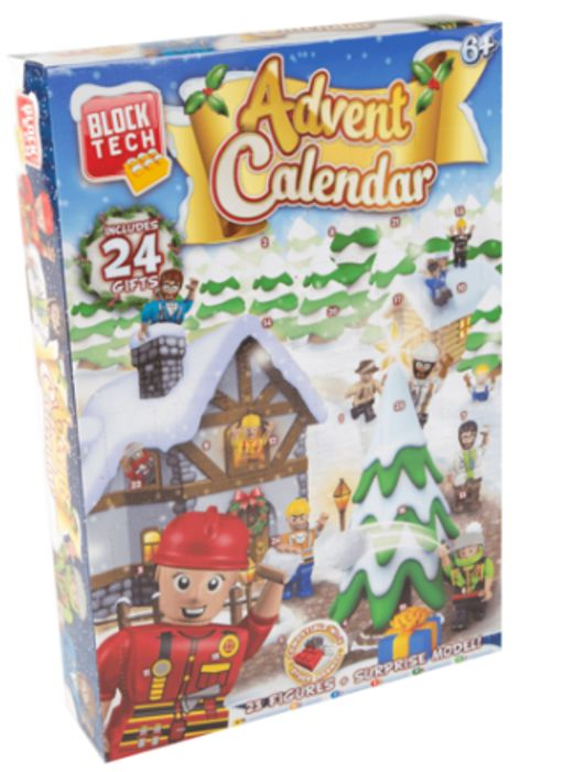 Block Tech Advent Calendar 50% Off