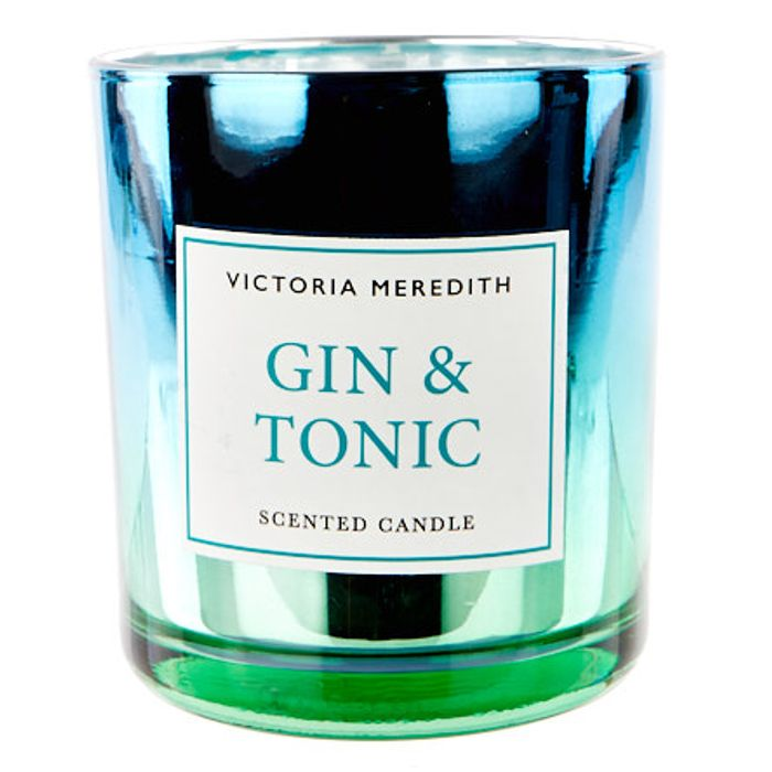 Victoria Meredith Gin & Tonic Scented Candle