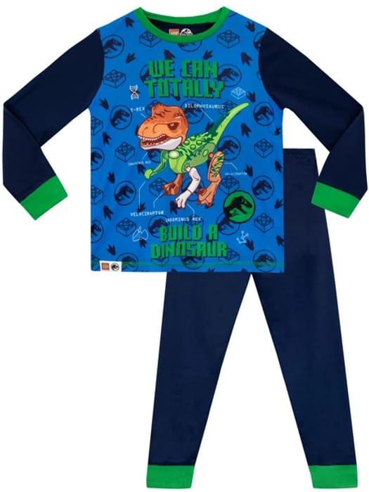 Lego Jurassic World Pyjamas - On Sale From £13 to £5.95