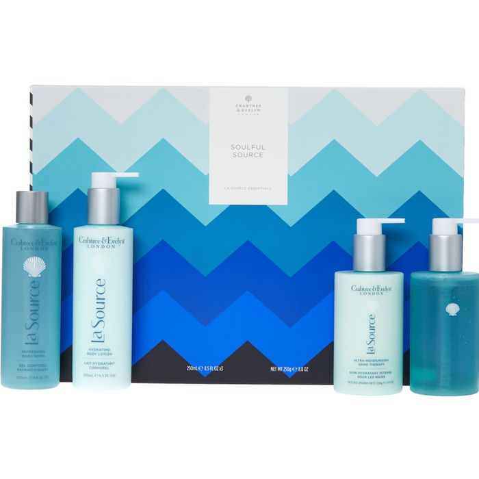 Crabtree & Evelyn Blue Soulful Source Essentials 250ml - 60% Off!
