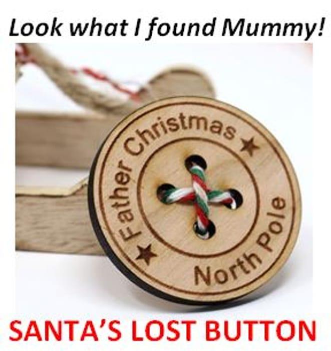 Cheap Santa's Lost Button - FREE DELIVERY