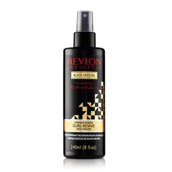 Revlon Black Seed Oil Strength Curl Revive