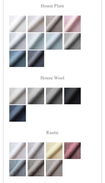 Free 8 Fabric Samples!
