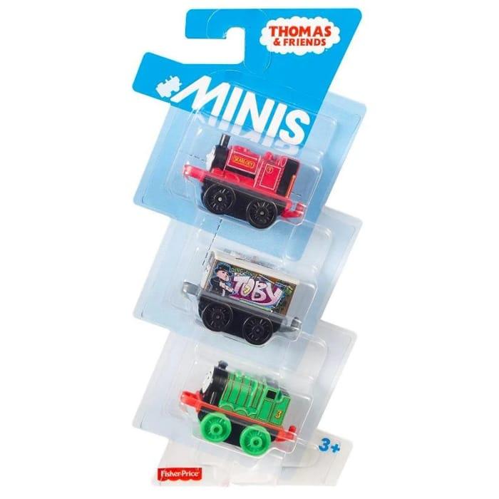 Thomas & Friends Minis 3pk