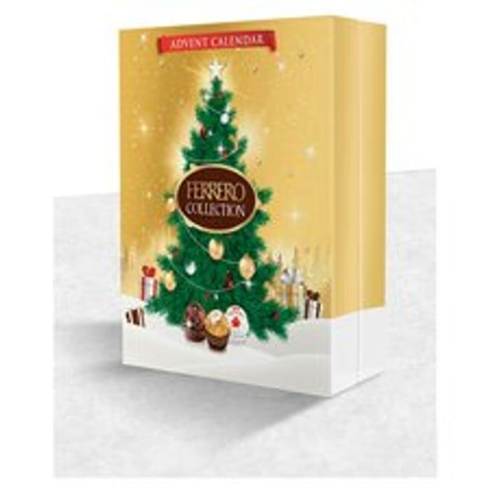 New Advent Calenders! Ferrero Rocher, Malteasers Truffles, Aero Bless...