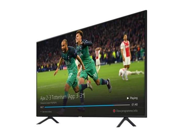 "*SAVE £70* Samsung 50"" 4K Smart UltraHD HDR TV + FREE JBL SOUNDBAR!"