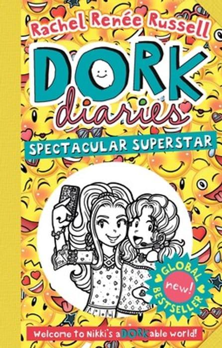 Win an Advanced Copy of Dork Diaries: Spectacular Superstar!