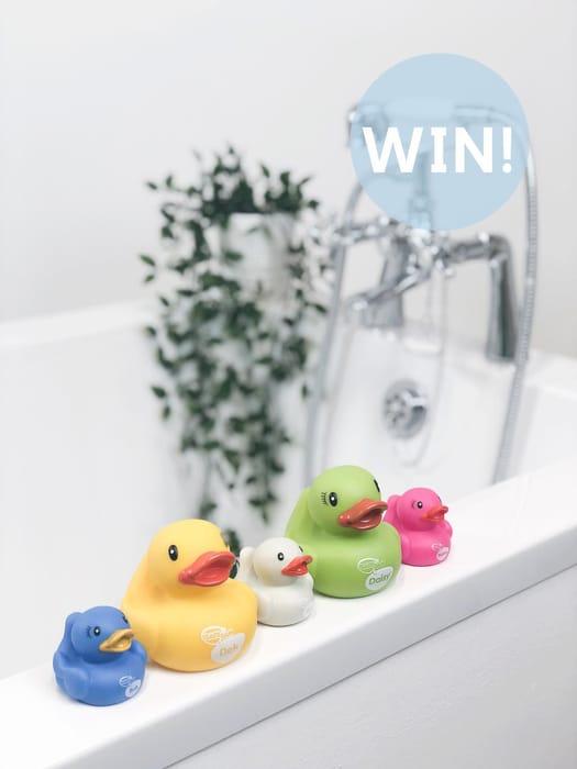 Win a Pack of BabyDam Ducks!