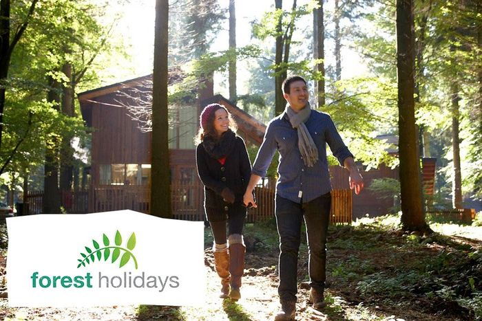 Win £200 towards a Cabin Break with Forest Holidays!