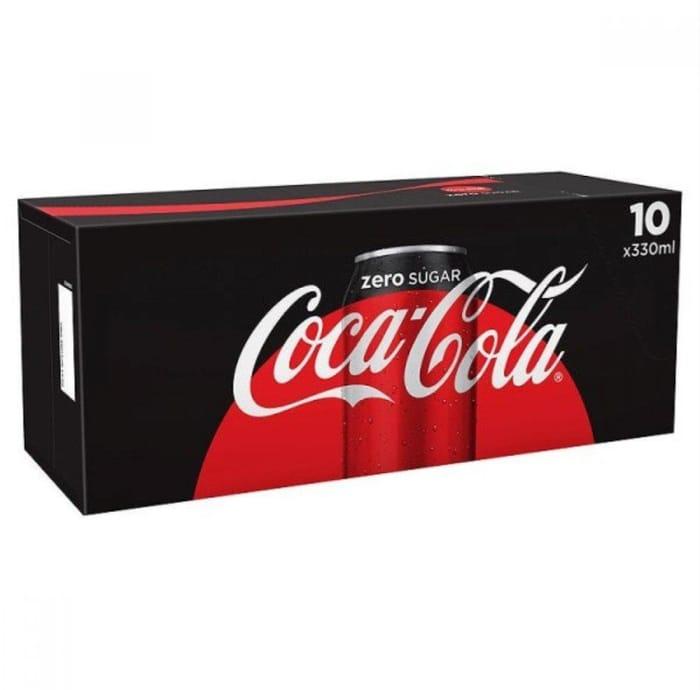 Coke Zero X 10