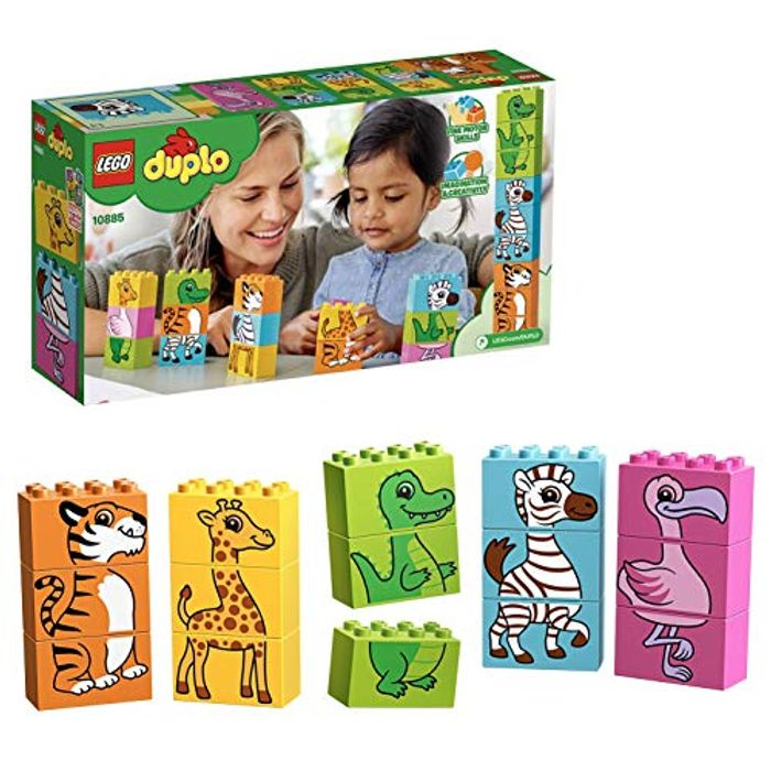 Cheap Price! LEGO DUPLO My First Fun Puzzle (10885)