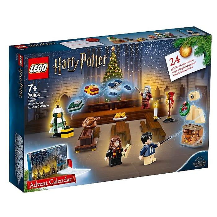 LEGO Harry Potter Advent Calendar - 75964 Online & Instore