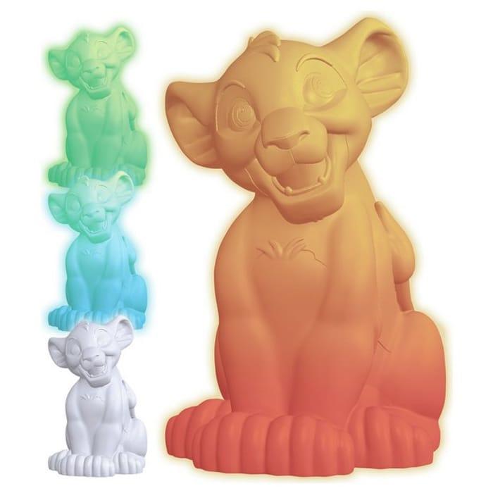 Disney Lion King Character Light