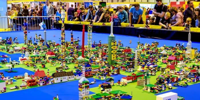 Bricklive Lego Show Birmingham Half Term Tickets Only £12.15 Each