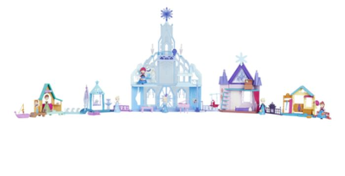 Disney Frozen Little Kingdom Royal Chamber Playset with £11 Discount