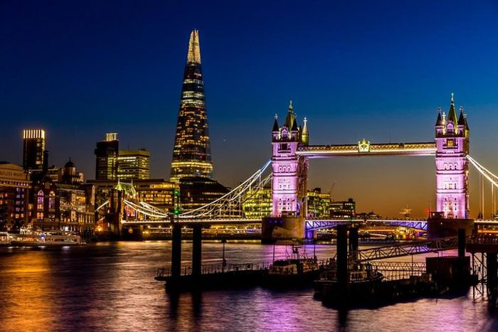 Evening Cruise on the River Thames