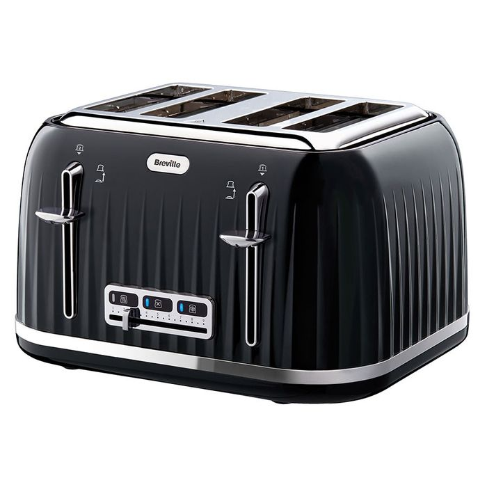 Breville Impressions 4-Slice Toaster - EXTRA £5 off with CODE