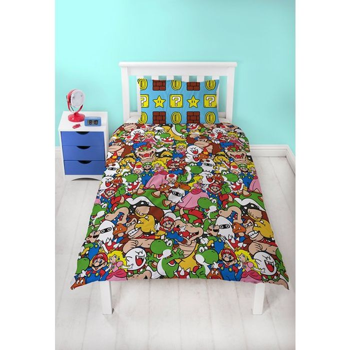 Nintendo Bedding Set - Single843/4616