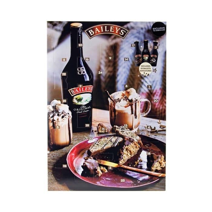 Baileys - Miniature Size Liqueur and Truffle Advent Calendar