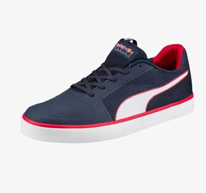 Puma Red Bull Racing Wings Vulc Trainers Size 6, 6.5, 7, 7.5, 8, 8.5 Free P&p