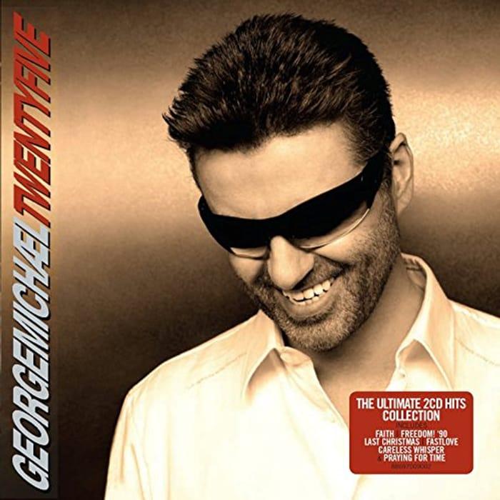Best Ever Price! George Michael - Twenty Five - Greatest Hits 2 CD Set