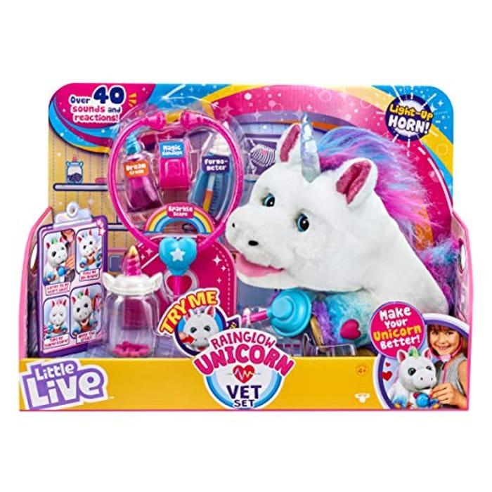Love Pets Unicorn Vet
