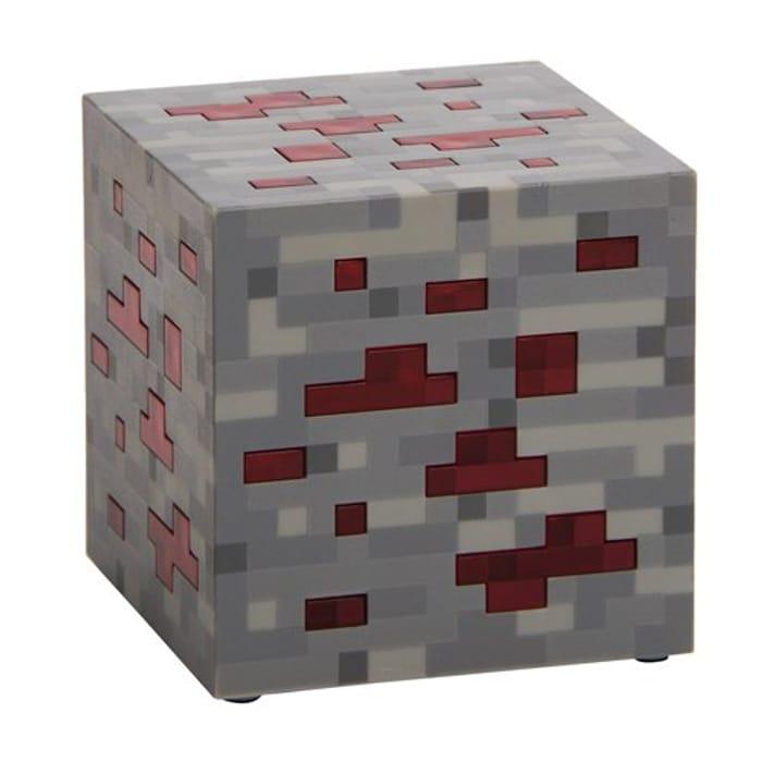 "Minecraft 00262 ""Stone Ore Cube"