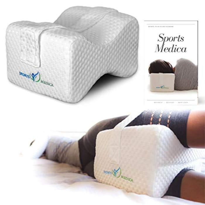 Doctor Developed Knee Memory Pillow