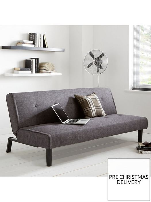 *SAVE £70* Dax Fabric Sofa Bed
