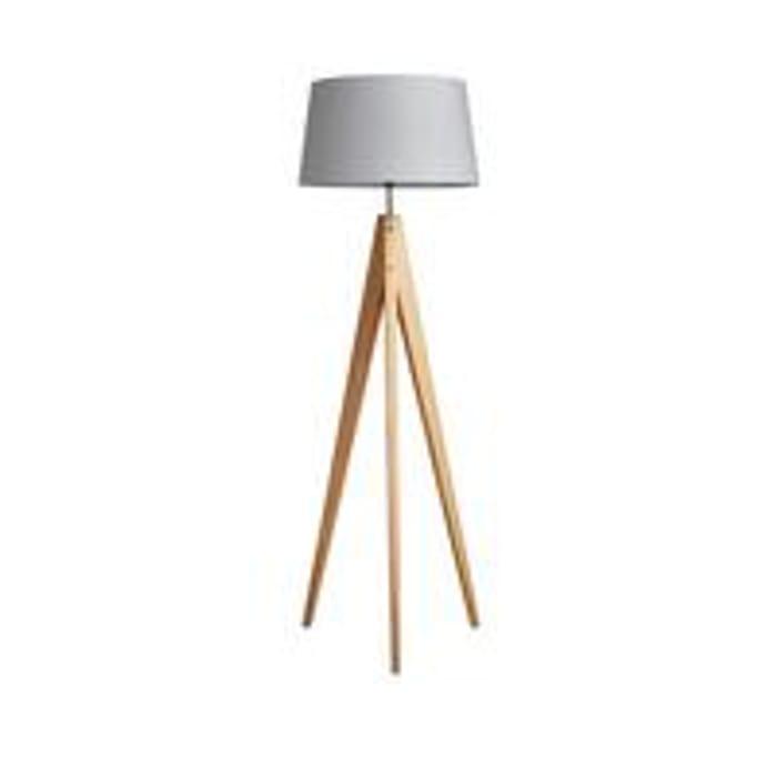 Cheap Thea Tripod Floor Lamp - Save £10