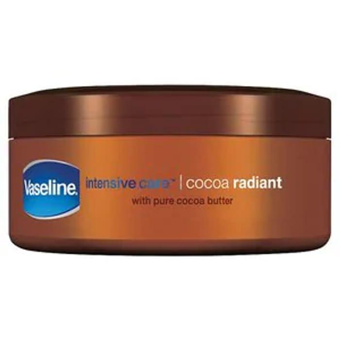 Vaseline Cocoa Radiant Body Butter 250ml