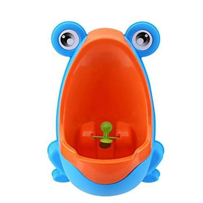 Frog Kids Urinal - Perfect Mommy's Helper for Potty Training (Free Delivery)