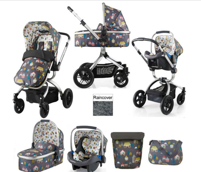 Cosatto Ooba 3 in 1 Combi Travel System - Hygge Houses