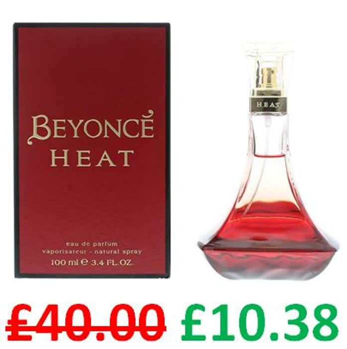 BARGAIN! Beyonce Heat Eau De Parfum, 100ml