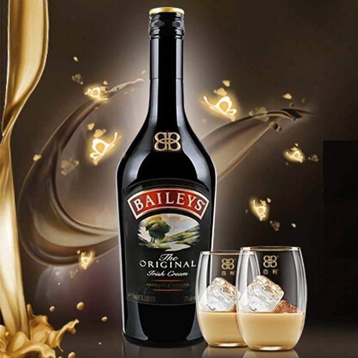 Baileys Original, Coffee, Orange Irish Cream Liqueur 1L - Save £8