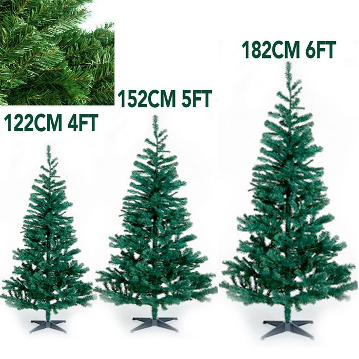 4FT Christmas Tree with Stand Only £6.99