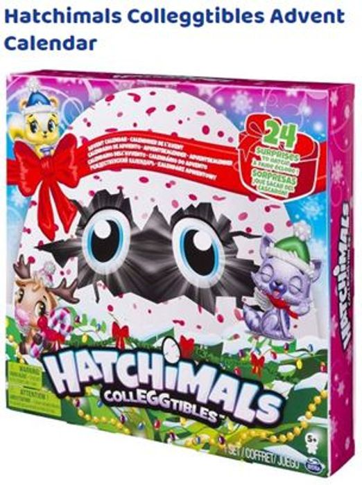 Hatchimals Colleggtibles Advent Calendar + FREE DELIVERY
