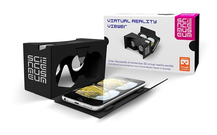 Science Museum Virtual Reality Viewer - 3 for £15