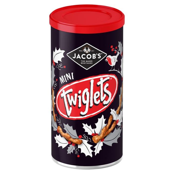 Jacob's Mini Twiglets / Treeselets/Cheese Footballs /Jacob's Cracker Crisps