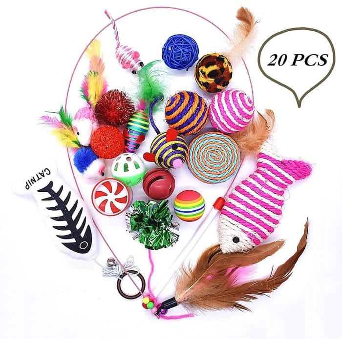 Deal Stack - Cat Toys - 30% off + Lightning Deal