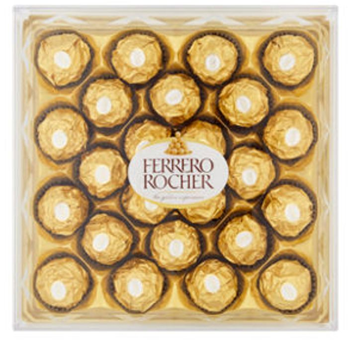 Cheap Ferrero Rocher 24 Pieces on Sale From £8 to £6