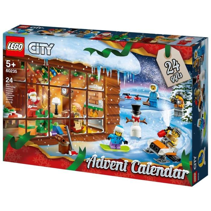 LEGO City Advent Calendar/ LEGO Friends Advent Calendar