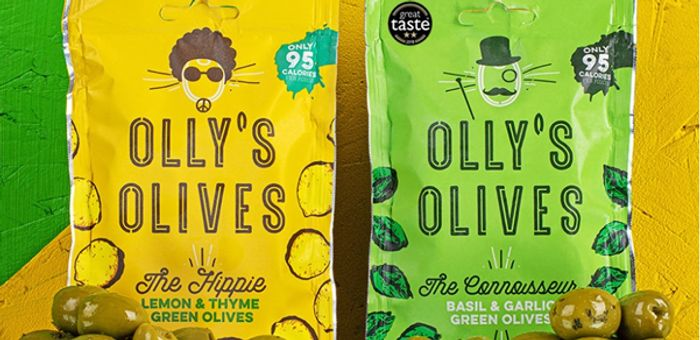 GreenJinn - Olly's Olives TRY BOTH FLAVOURS for FREE