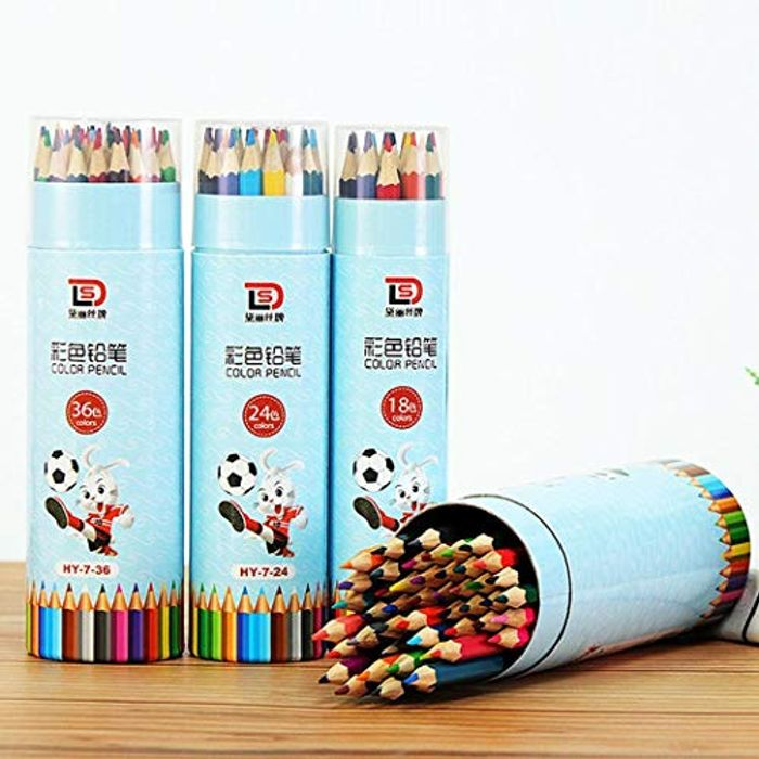 Cheap AIMADO 48 Colors Art Drawing Pencil at Amazon with £8.5 Discount!