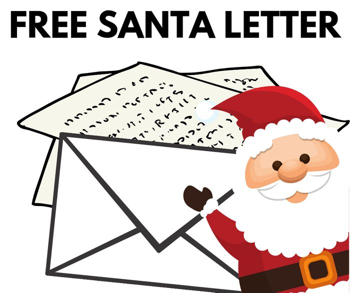 Father Christmas Images Free.Free Letter From Santa Father Christmas From Royal Mail