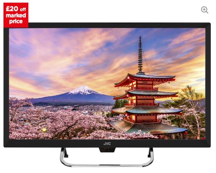 """JVC LT-32C490 32"""" HD Ready LED TV"""